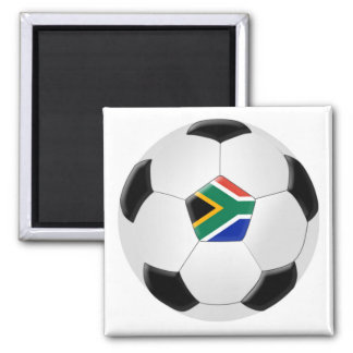 Cup 2010 2 inch square magnet