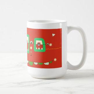 cup, a nice design for Christmas gift Coffee Mug