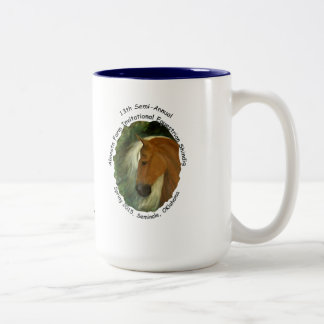 Cup, Almosta Farm Ride Fall 2014 Two-Tone Coffee Mug