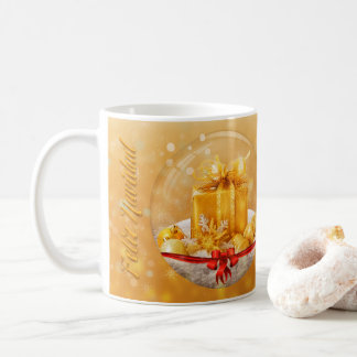 CUP BALL CRYSTAL GOLDEN GIFT