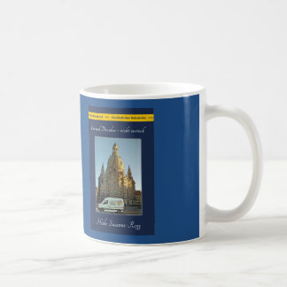 Cup: Bus driver Hannes - crime film/Dresden Classic White Coffee Mug