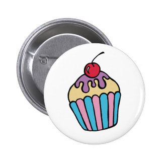 Cup Cake Button