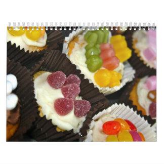 Cup Cake Calendar