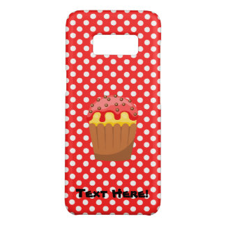Cup Cake Case-Mate Samsung Galaxy S8 Case