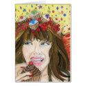 Cup Cake Fairy card