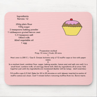 Cup Cake mouse pad