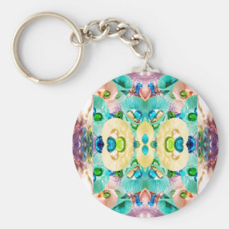 Cup Cake Paper Dreams Keychain