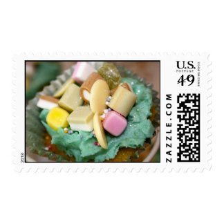 Cup Cake Postage