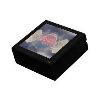 cup cake Princess Jewelry Box