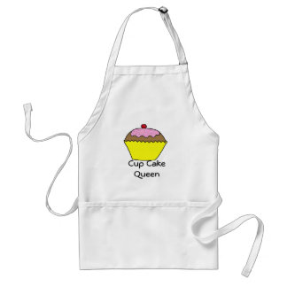 Cup Cake Queen Adult Apron