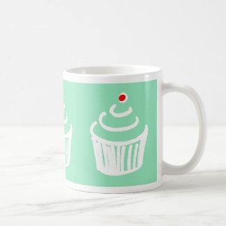 Cup cakes Love Green Mug 2
