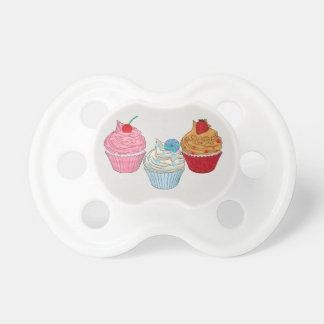 Cup Cakes Pacifier