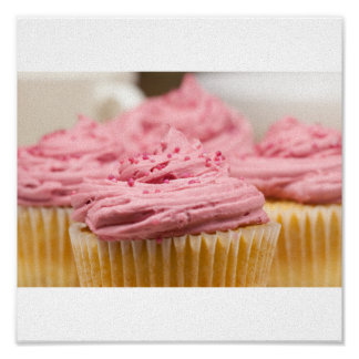 Cup Cakes Posters