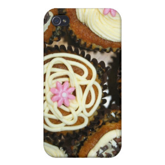 Cup Cakes with Butter Icing iPhone 4G Case