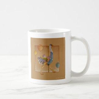 Cup - Carousel Ostrich