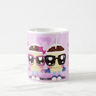 Cup Cartoon Hipster
