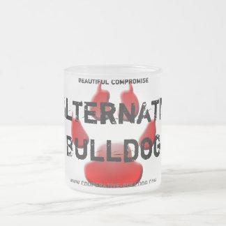 Cup (cup) of alternative Bulldog Coffee Mug
