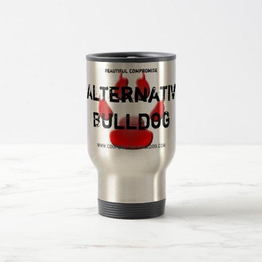 Cup (cup) of alternative Bulldog 15 Oz Stainless Steel Travel Mug