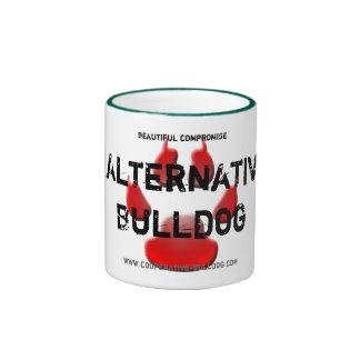 Cup (cup) of American Bulldog