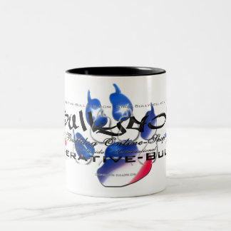 Cup (cup) of Bullydoll & Cooperative Bulldog