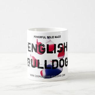 Cup (cup) of English Bulldog Mug