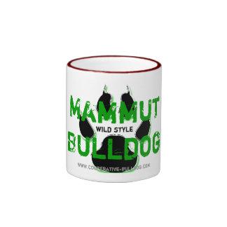 Cup (cup) of giant Bulldog Mug