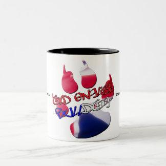 Cup (cup) of old English Bulldog Coffee Mug