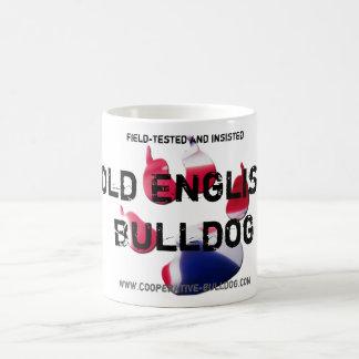 Cup (cup) of old English Bulldog Mugs