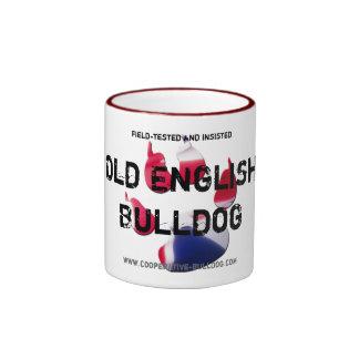 Cup (cup) of old English Bulldog Mug