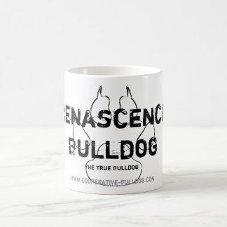 Cup (cup) of Renascence Bulldog 11 Oz Magic Heat Color-Changing Coffee Mug