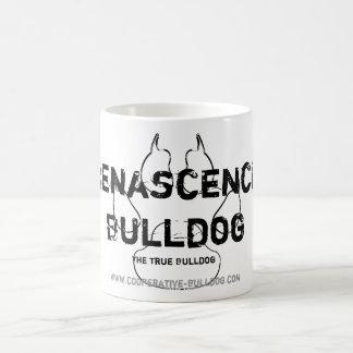 Cup (cup) of Renascence Bulldog Mug