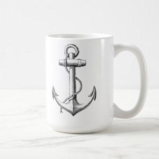 Cup de capitán taza básica blanca