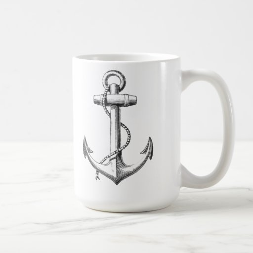 Cup de capitán taza de café