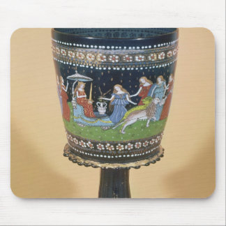 Cup depicting the Triumph of Justice Mouse Pad
