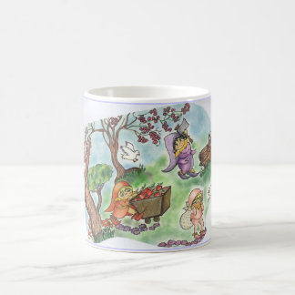 Cup for duendecillos children