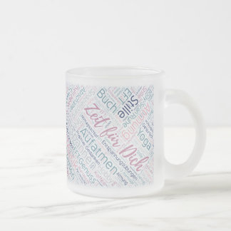 Cup for right-hander TIME FOR YOU