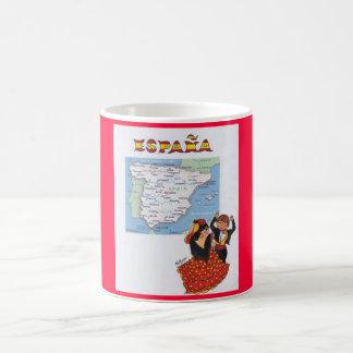 CUP FOR SPAIN CHILDREN COFFEE MUG