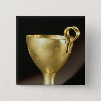Cup from Shaft Grave IV, Mycenae Button