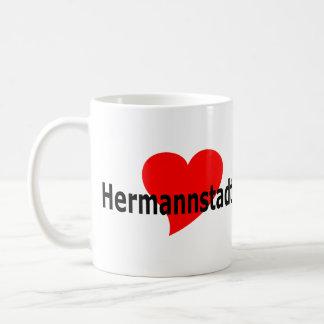 Cup heart Hermannstadt Coffee Mug