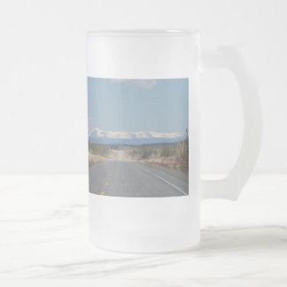 Cup highway in Canada