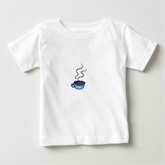 cup hot coffee baby T-Shirt