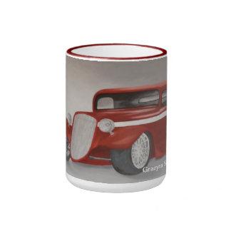 Cup, Hot+Rod, of G.Slowinska Willner Ringer Mug