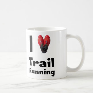 """Cup """"I love Trail Running """""""