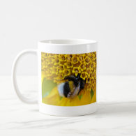 Cup industrious bumblebee: have A nice day Coffee Mugs
