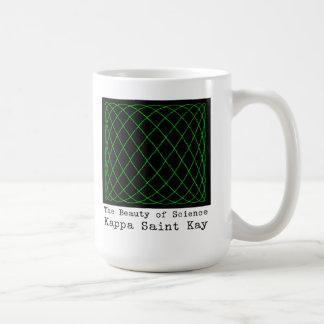 Cup_Lissajou Taza De Café