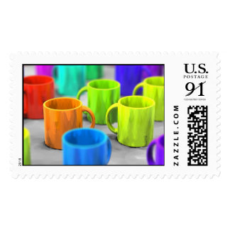 Cup Madness Stamps