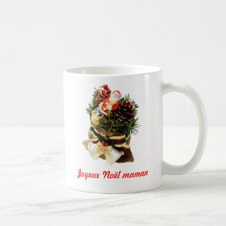 Cup Merry Christmas mom