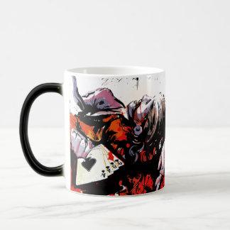 Cup Metamorfica (it changes of color) - MM