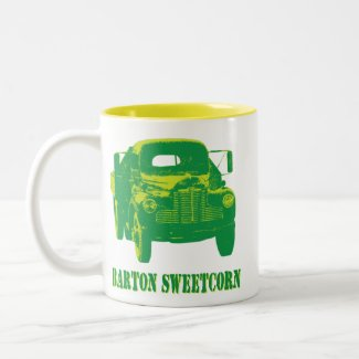 Cup O' Corn Truck mug