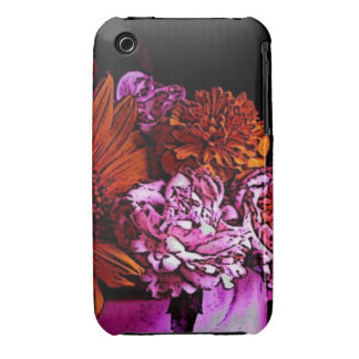 Cup 'O Flowers iPhone 3 Cases